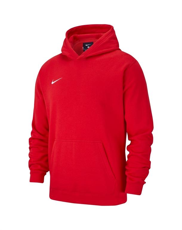 Nike PO FLC TM Trøjer Rød Børn 1