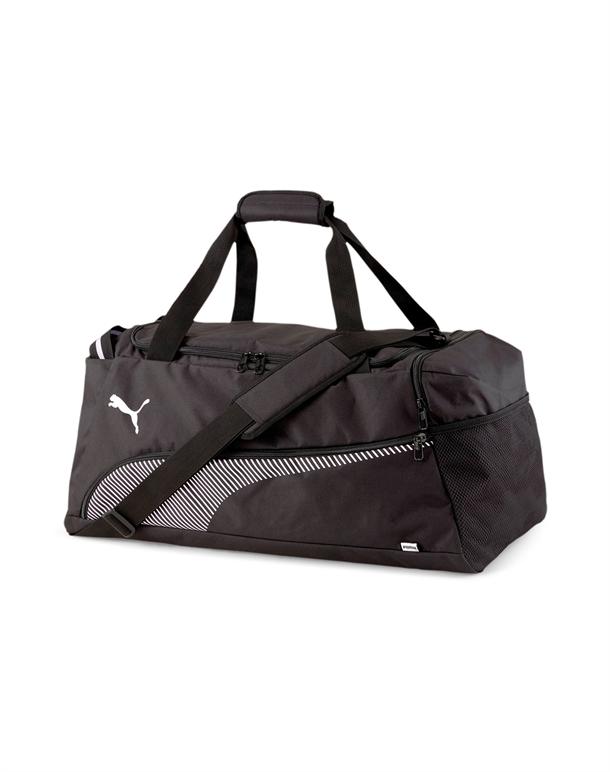 Puma Fundamentals Medium Sportstaske Sort Unisex 1