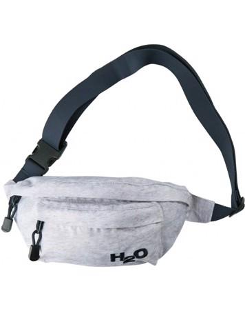 H2O Mavetaske Waist Bag Grey Melange Unisex 1