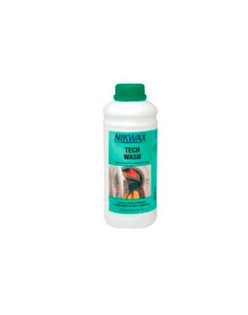 Nikwax Tech Wash 1L Outdoorvask 1