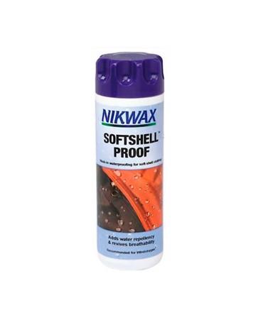 Nikwax Softshell Proof 300ml Imprægnering 1