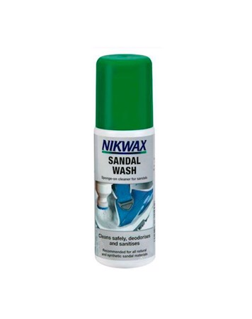 Nikwax Sandal Wash 125ml Sandalrens Klar Unisex 1