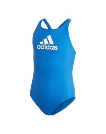 Adidas YA BOS Badedragter Blå Pige 1