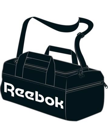 Reebok ACT Core S Grip Sportstaske Sort Unisex 1
