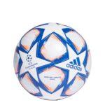 Adidas Champions League Replica Fodbold Hvid-Blå Unisex