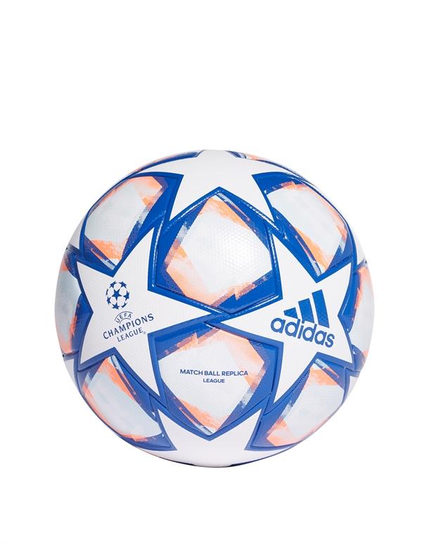 Adidas Champions League Replica Fodbold Hvid-Blå Unisex 1