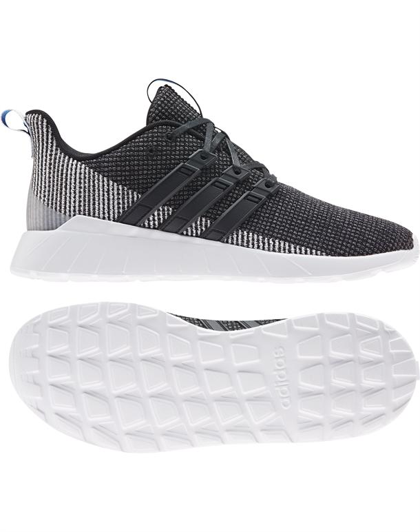 Adidas Questar Flow Fritidssko Mørkegrå Herre 1