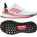 Adidas Solar Boost ST 19 Løbesko Hvid-Pink Dame