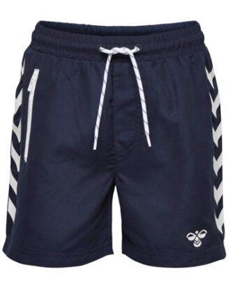 Hummel Liam Board Shorts Badeshorts Navy Drenge