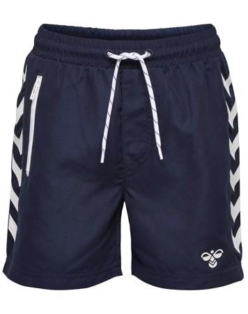 Hummel Liam Board Shorts Badeshorts Navy Drenge 1