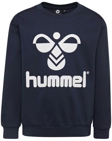 Hummel Dos Sweatshirt Navy Drenge 1