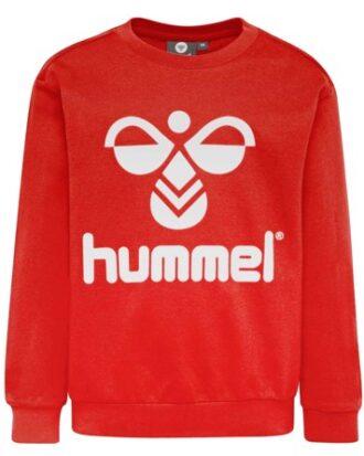 Hummel Dos Sweatshirt Rød Unisex