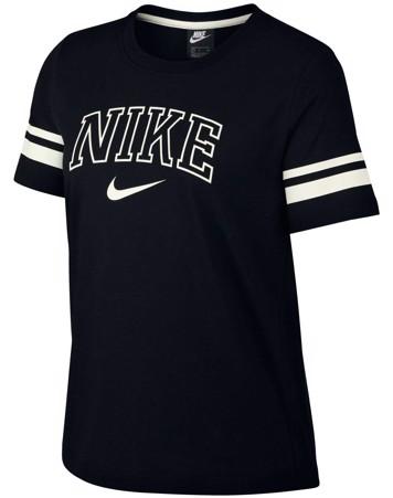 Nike Sportswear t-shirt T-shirt Sort Dame 1