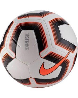 Nike Strike  Fodbolde Hvid-Sort-Orange Unisex