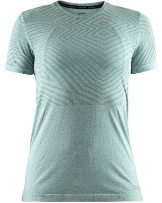 Craft Løbe T-shirt Cool Comfort She Rn Ss W Grøn Dame