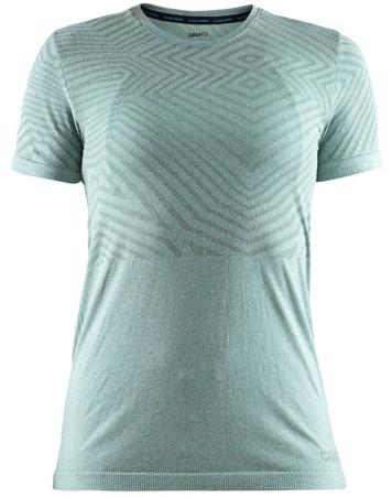 Craft Løbe T-shirt Cool Comfort She Rn Ss W Grøn Dame 1
