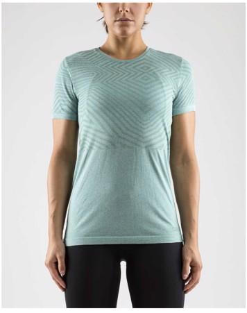 Craft Løbe T-shirt Cool Comfort She Rn Ss W Grøn Dame 2