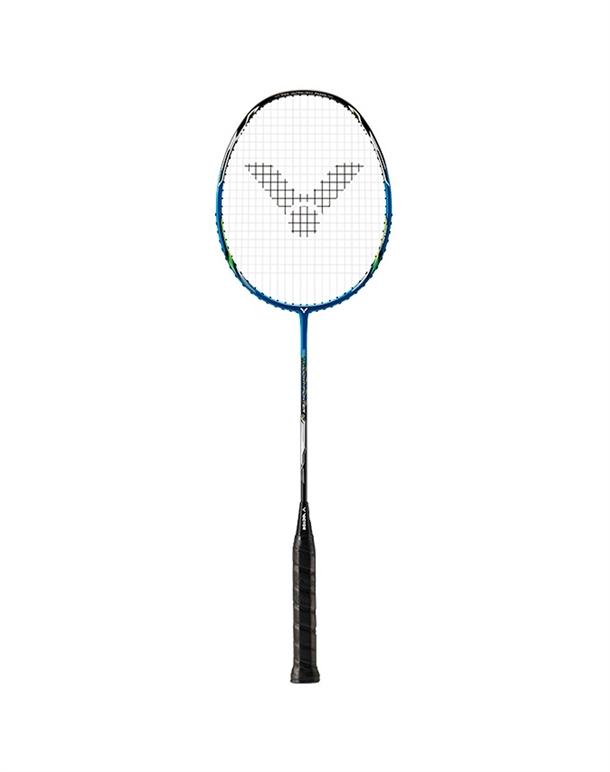 Victor TK-Light Fighter 30 Badmintonketcher Blå-Sort Unisex 1