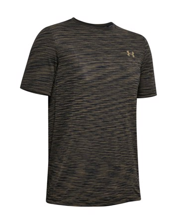 Under Armour Vanish Seamless SS T-shirt Grøn Herre 1
