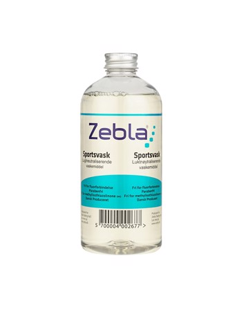 Zebla 1000ML Sportsvask Klar Unisex 1