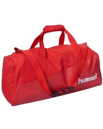 Hummel Sportstaske Authentic Charge Sports Bag Rød Medium Unisex