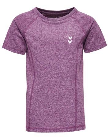 Hummel T-shirt Pitch T-shirt Lilla Børn