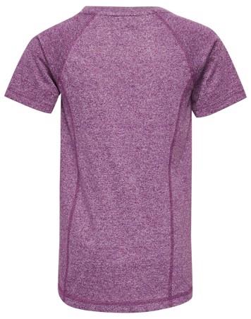 Hummel T-shirt Pitch T-shirt Lilla Børn 1