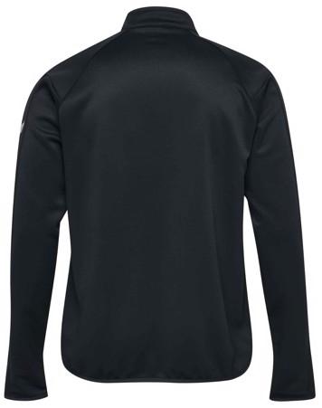 Hummel Sweatshirt Challenger Half Zip Sweatshirt Sort Herre 2