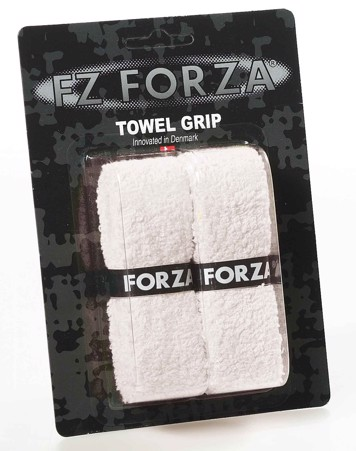 Badminton greb Towel Grip ass. farver FZ Forza
