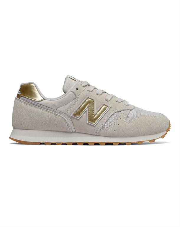 New Balance WL373FC2 Sneakers Beige Dame 1