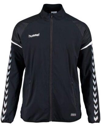 Hummel Træningsjakke Authentic Charge Micro Zip Jacket Sort Herre