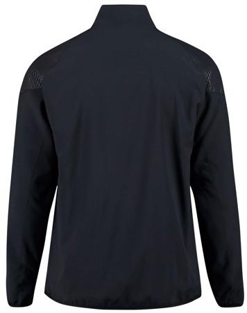 Hummel Træningsjakke Authentic Charge Micro Zip Jacket Sort Herre 1