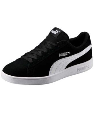Puma Sneakers Smash v2 Sort-Hvid Unisex