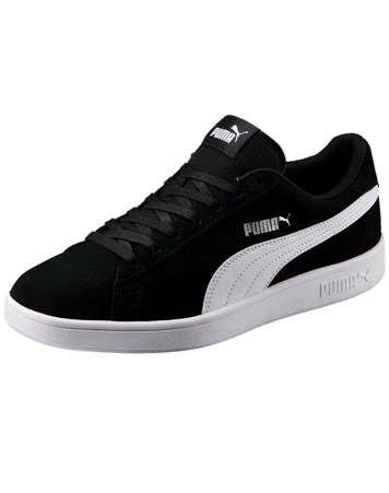 Puma Sneakers Smash v2 Sort-Hvid Unisex 1