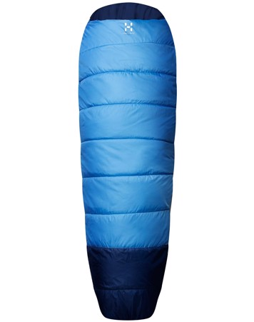 Haglöfs sovepose Moonlite+7 blå Unisex 1