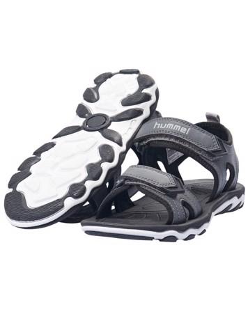 Hummel Sandal Sandal Sport Jr Sort-grå Børn 1