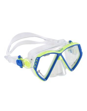 Aqualung Cub Dykkermaske Blå-Grøn Børn 1