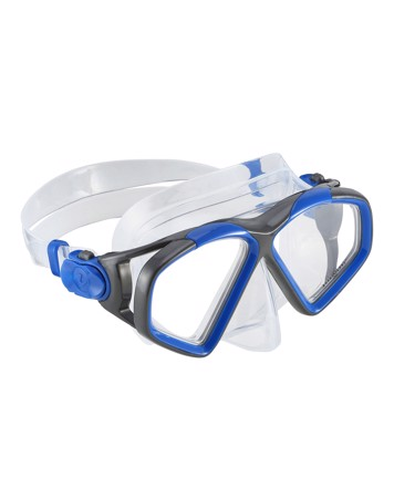 Aqualung Hawkeye Dykkermaske Blå-Grå Unisex 1
