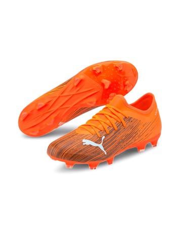 Puma Ultra 3.1 FG-AG  Fodboldstøvler Orange Herre 1