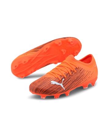 Puma Ultra 3.1 FG-AG Fodboldstøvler Orange Børn 1
