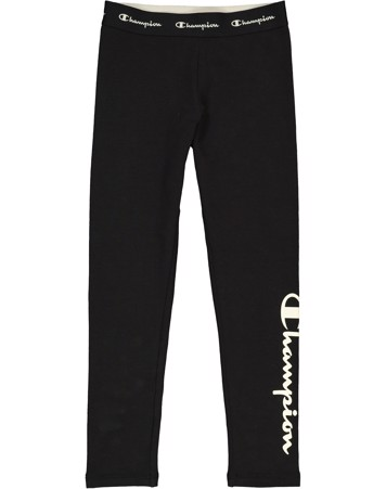 Champion Leggings Tights Sort Børn 1
