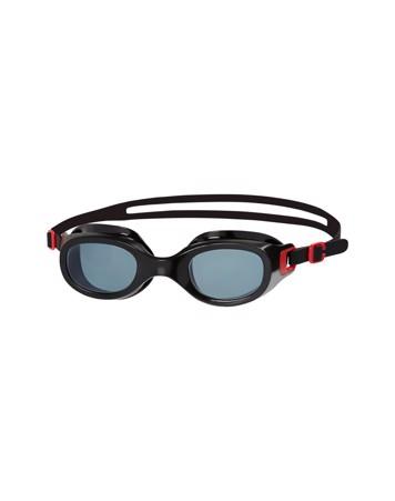 Speedo Furura Classic Svømmebriller Sort-Rød Unisex 1