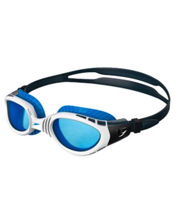 Speedo Futura Biofuse Flexiseal Svømmebriller Hvid Unisex 1