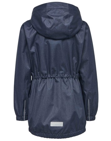 Hummel Børnejakke Emerald Jacket Blå Pige 2