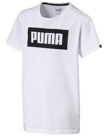 Puma T-shirt Rebel Tee Hvid Børn