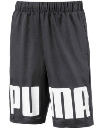 Puma Shorts Rebel Woven Shorts Sort Børn
