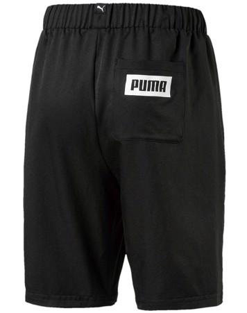 Puma Shorts Rebel Woven Shorts Sort Børn 2