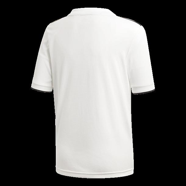 Adidas Spillertrøje Real H JSYY LFP Hvid-Sort Unisex 2
