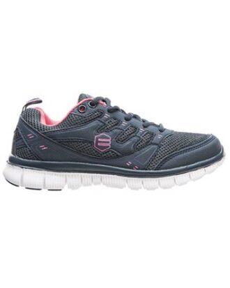 Endurance Sneakers Victoria W Lite Shoe Navy-Pink Dame
