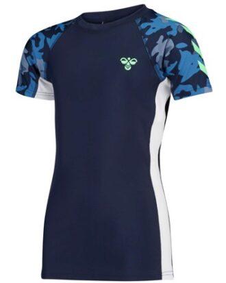 Hummel Zap svømme t-shirt sunprotect +50 dreng